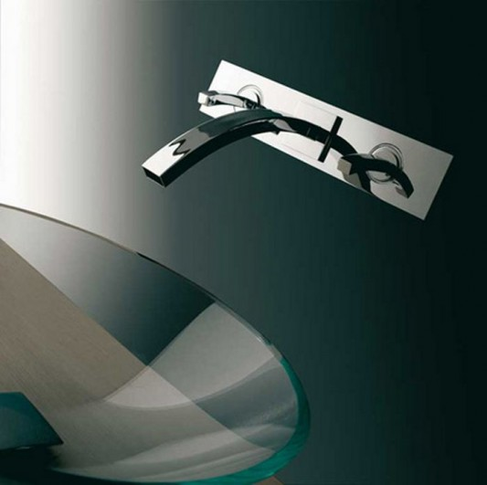 seta modern and beauty chrome faucet