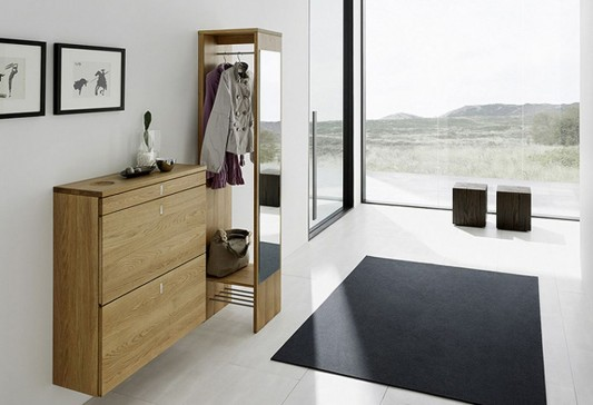 simple and stylish wardrobes design inspiration