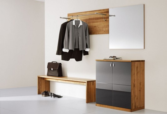Simple Minimalist Cubus Walk In Wardrobes Design By Team7