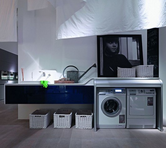 sink with features-today's sophisticated and minimal structures