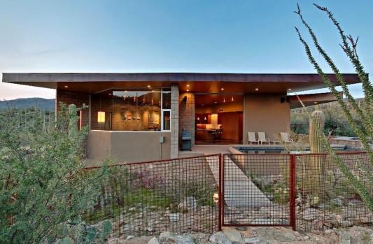 small minimalist house exterior design