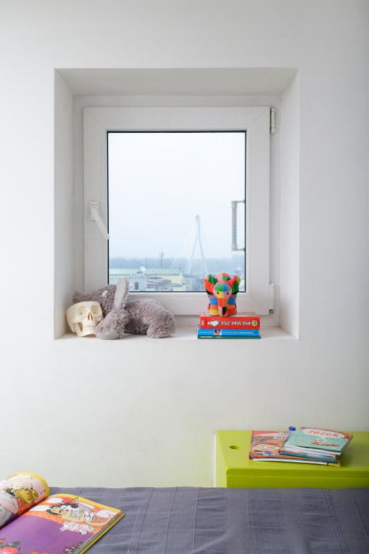 small minimalist apartment bedroom design
