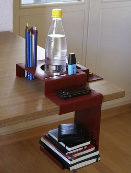 stainless steel home office to table box