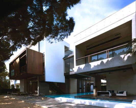 the apartment house contemporary design