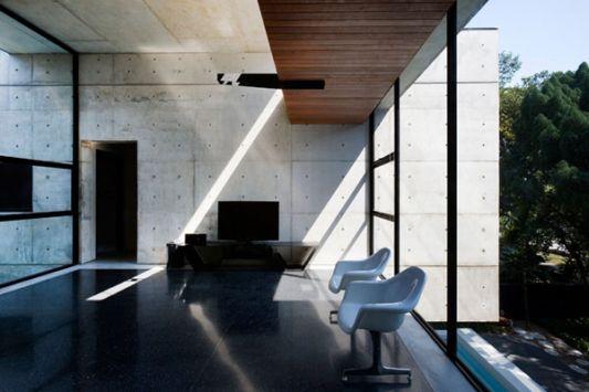 the apartment house interior design