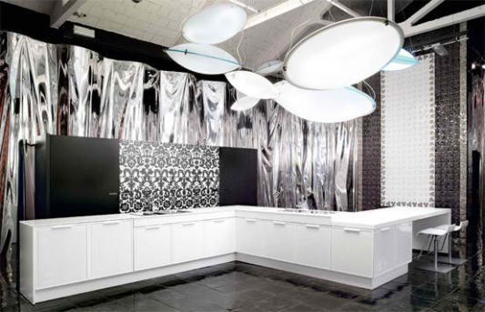 the combination of innovative kitchen