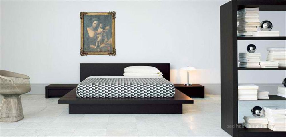 times square cozy bed design by bed habits amsterdam. Times Square   Minimalist Bed Options With Storage Under The Bed