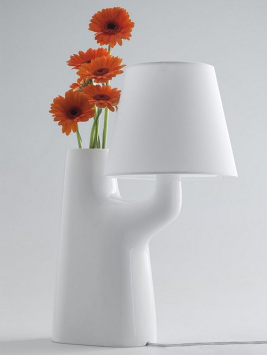 touch table lamps with beautiful flower touch switches