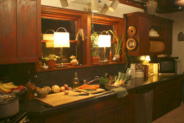 traditional kitchen concept design