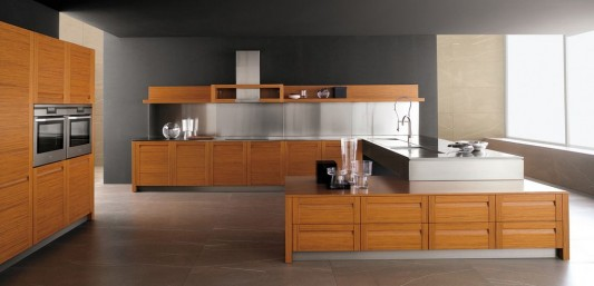 treviso classic trendy kitchen from Ged Cucine