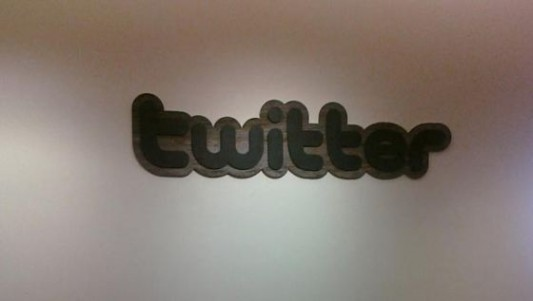twitter new office design logos