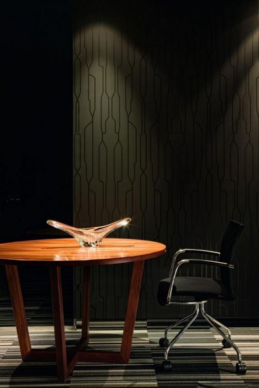 unique and luxurious office interior