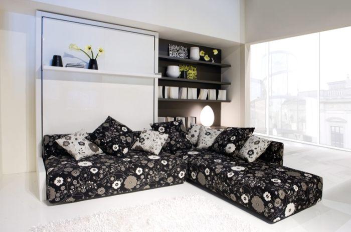 wall panels for hidden beds