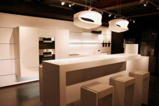 Corian Unique And Personal Future Kitchen Concept From Eggersmann Home Design Inspiration