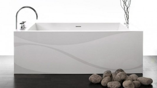 water motifs modern decorative freestanding bathtubs design