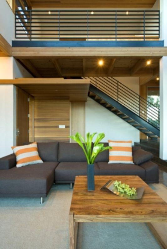 wonderful informal cottage living room