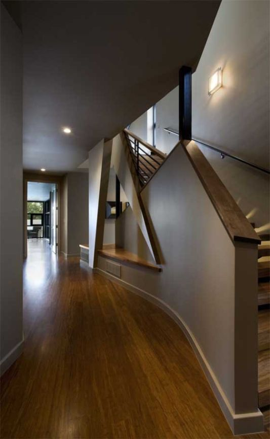 wooden floor ideas for modern minimalist house