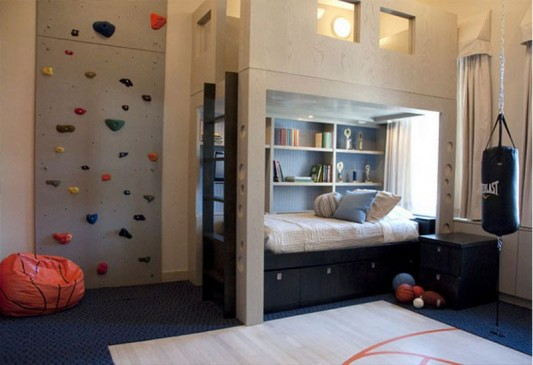 young boys bedroom design inspiration
