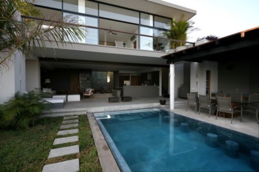 zamel house swimming pool design ideas - House Swimming Pool Design